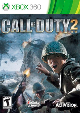 Call of Duty 2 [PAL/RUS]