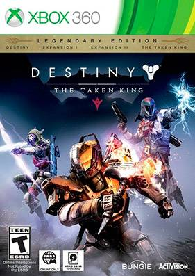 Destiny: The Taken King. Legendary Edition [REGION FREE/ENG] (LT+3.0)