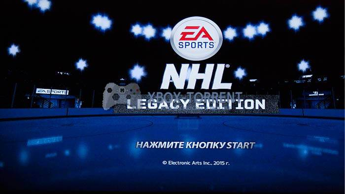 Скачать торрент NHL Legacy Edition [REGION FREE/GOD/RUS] на xbox 360 без регистрации