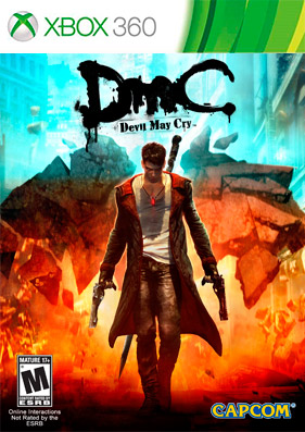 DMC: Devil May Cry [FREEBOOT/RUSSOUND]