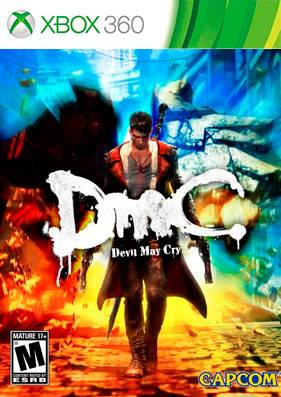 DMC: Devil May Cry [REGION FREE/RUSSOUND] (LT+3.0)