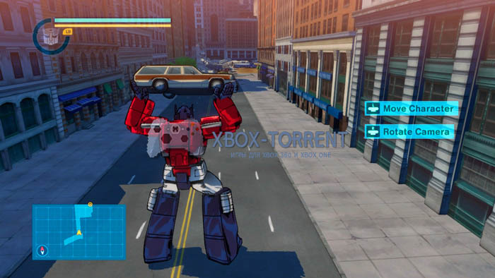 Скачать торрент Transformers: Devastation [Xbox One] на Xbox One S, Xbox One X без регистрации