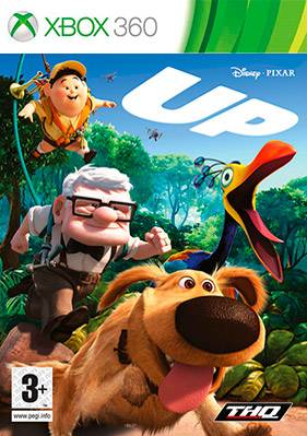 Up: The Video Game [GOD/RUS]
