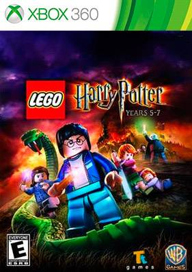 Скачать торрент LEGO Harry Potter: Years 5-7 [REGION FREE/RUS] (LT+2.0) на xbox 360 без регистрации