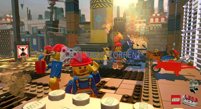 Скачать торрент The LEGO Movie Videogame [REGION FREE/RUS] (LT+2.0) на xbox 360 без регистрации