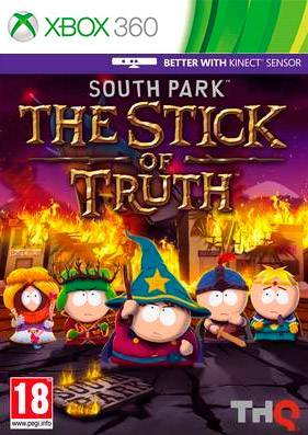 South Park: The Stick of Truth Ultimate Edition + Trainer [GOD/RUS]
