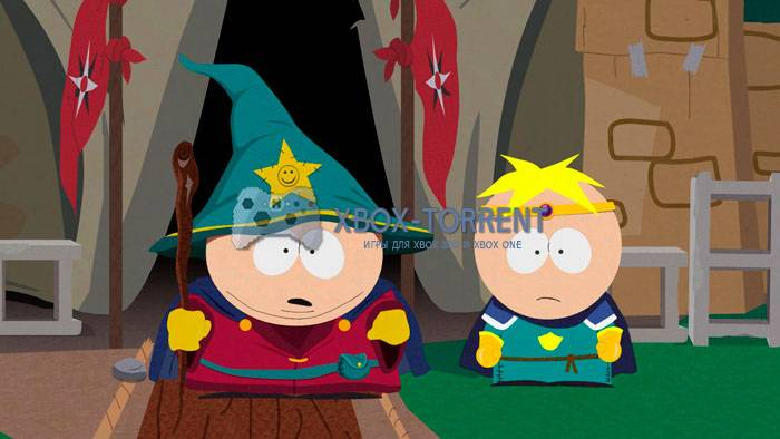 Скачать торрент South Park - The Stick of Truth [REGION FREE/GOD/RUS] на xbox 360 без регистрации