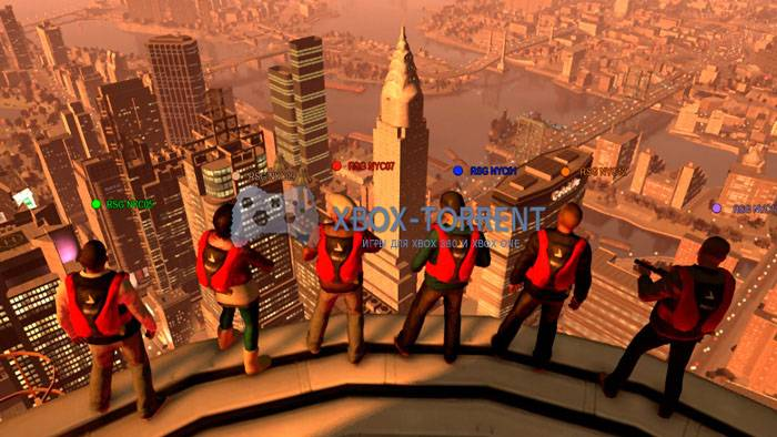 Скачать торрент Grand Theft Auto: Episodes from Liberty City [FREEBOOT/RUS] на xbox 360 без регистрации