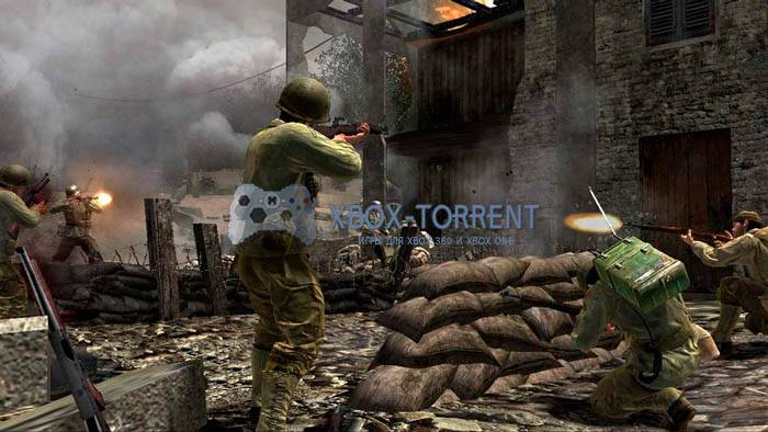 Скачать торрент Call of Duty 3 [FREEBOOT/RUSSOUND] на xbox 360 без регистрации