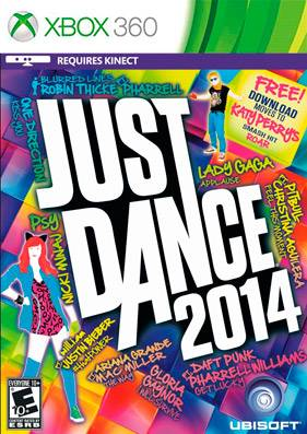 Just Dance 2014 [DLC/ENG]