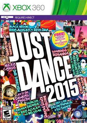 Just Dance 2015 [PAL/ENG] (LT+2.0)