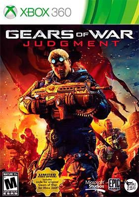 Скачать торрент Gears of War: Judgment [REGION FREE/GOD/RUSSOUND] на xbox 360 без регистрации