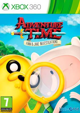 Adventure Time: Finn and Jake Investigations (XBLA/ENG)