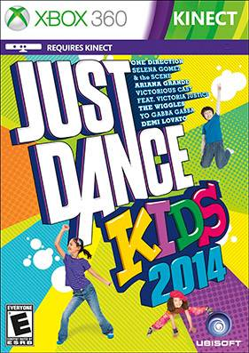 Just Dance Kids 2014 [REGION FREE/ENG] (LT+3.0)