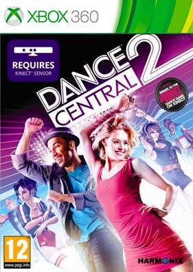 Dance Central 2 [REGION FREE/RUSSOUND]
