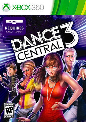 Dance Central 3 [REGION FREE/GOD/RUSSOUND]