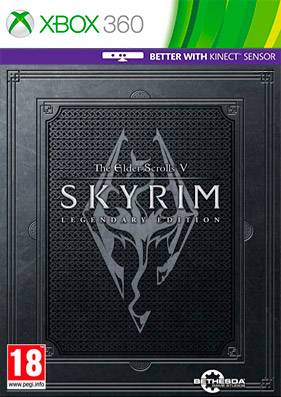 The Elder Scrolls V: Skyrim - Legendary Edition [PAL/RUSSOUND] (LT+2.0)