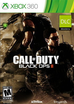 Call of Duty: Black Ops 2 All dlc [DLC/GOD/RUSSOUND]