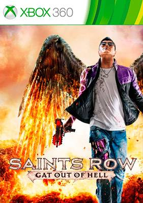 Saints Row: Gat Out of Hell [REGION FREE/RUS] (LT+3.0)