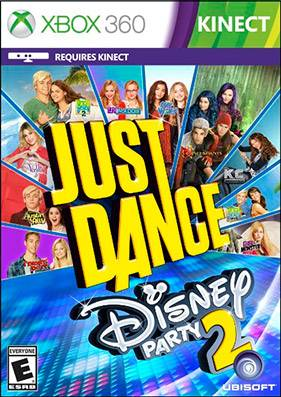 Just Dance: Disney Party 2 [REGION FREE/GOD/ENG]