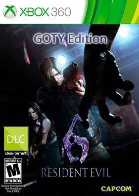 Resident Evil 6 GOTY Edition [DLC/GOD/RUSSOUND]