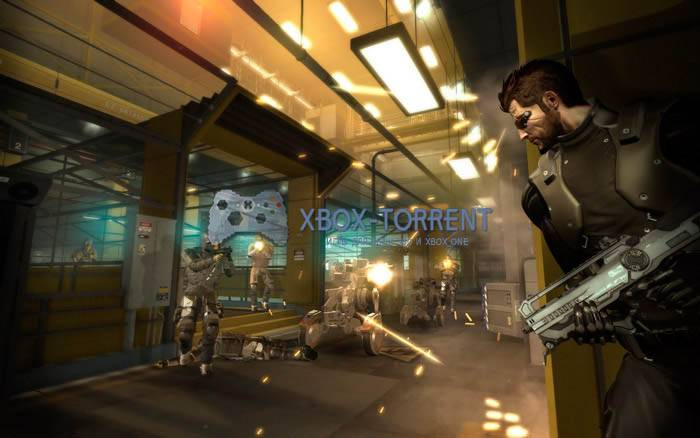 Скачать торрент Deus Ex: Human Revolution + DLC [REGION FREE/GOD/RUSSOUND] на xbox 360 без регистрации