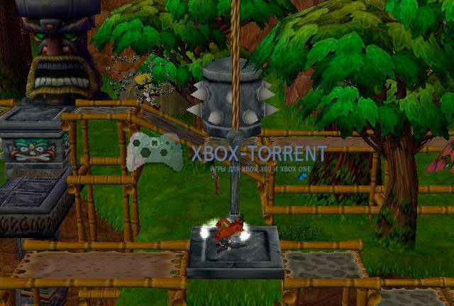 Скачать торрент Crash Twinsanity [PAL/ENG] на xbox original без регистрации