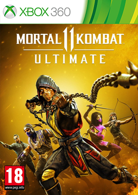 Mortal Kombat 11: Ultimate [Xbox 360]