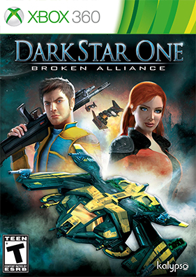 DarkStar One: Broken Alliance [FREEBOOT/ENG]