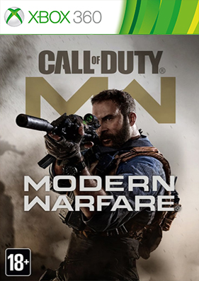 Call of Duty: Modern Warfare [Xbox 360]