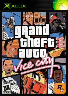 Grand Theft Auto: Vice City [MIX/RUS]