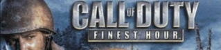 Call of Duty: Finest Hour [MIX/RUS]