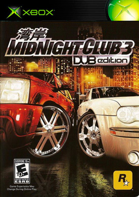 Midnight Club 3: Dub Edition [NTSC-U/RUS]