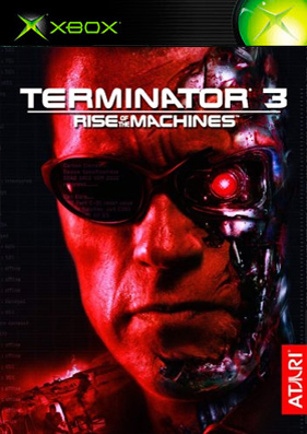 Terminator 3 - Rise Of The Machines [MIX/RUS]