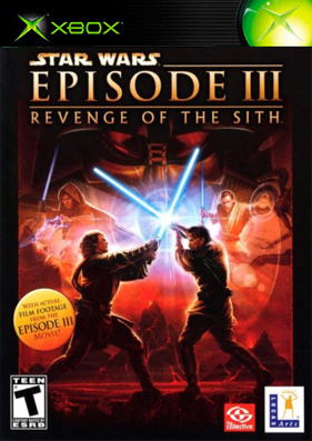 Star Wars: Episode 3 - Revenge Of The Sith [PAL/RUS]
