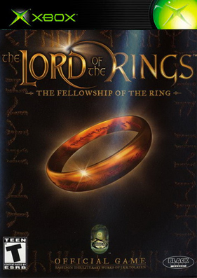 The Lord Of The Rings: The Fellowship Of The Ring [NTSC-U/RUS]
