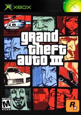 Grand Theft Auto 3 [MIX/ENG]