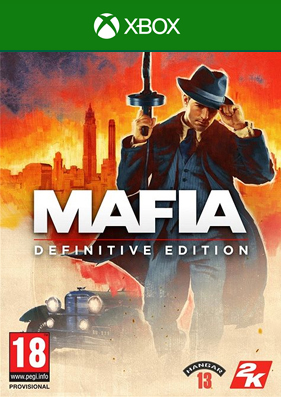 Скачать торрент Mafia: Definitive Edition [Xbox One, Series] на xbox one без регистрации
