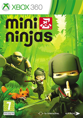 Mini Ninjas [REGION FREE/ENG]