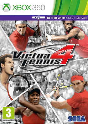 Virtua Tennis 4 [REGION FREE/ENG]