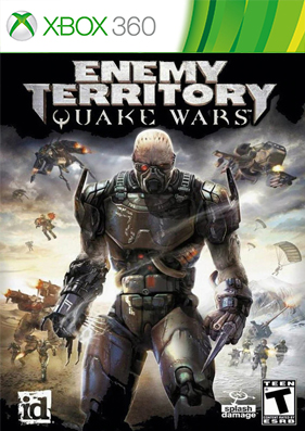 Enemy Territory: Quake Wars [REGION FREE/RUS]