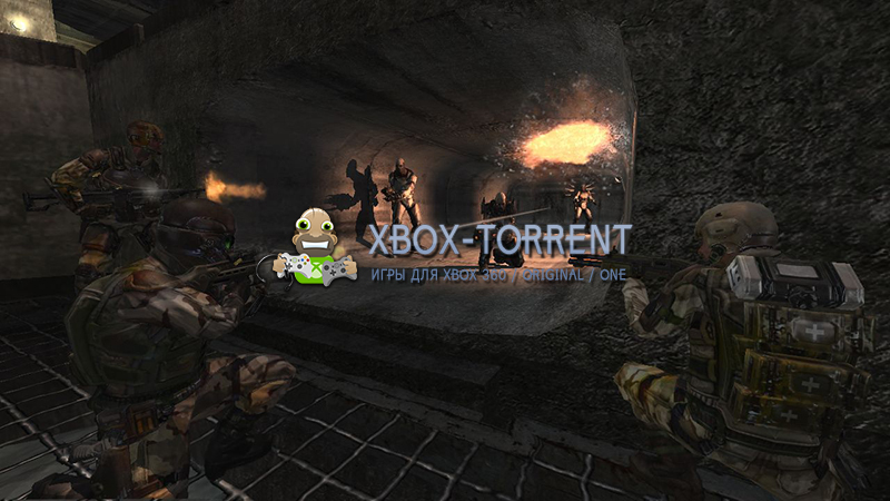 Скачать торрент Enemy Territory: Quake Wars [REGION FREE/RUS] на xbox 360 без регистрации