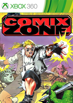 Comix Zone [FREEBOOT/RUS]