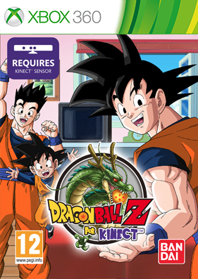 Dragon Ball Z for Kinect [PAL/ENG]