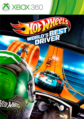 Hot Wheels: World's Best Driver [FREEBOOT/ENG]
