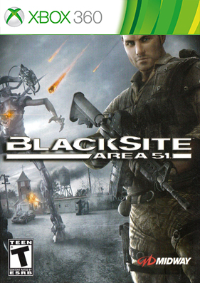 BlackSite: Area 51 [REGION FREE/RUSSOUND]