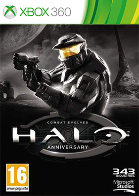 Halo Combat Evolved: Anniversary [DLC/FREEBOOT/RUSSOUND]