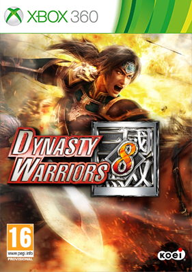Dynasty Warriors 8 [REGION FREE/ENG]
