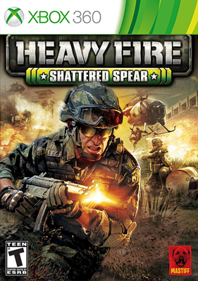 Heavy Fire: Shattered Spear [REGION FREE/ENG] (LT+1.9 и выше)