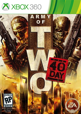 Army Of Two: The 40th Day [REGION FREE/ENG]